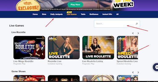 LottoGo daily jackpots