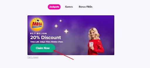 LottoGo discounts on Lotto Tickets