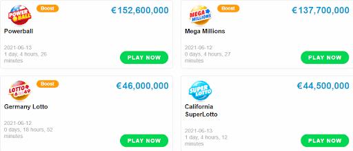 Multilotto gamblers