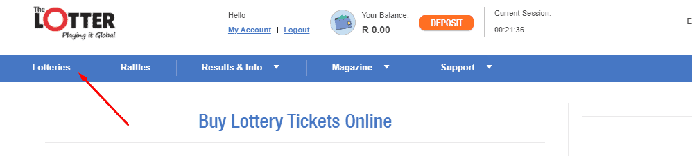 TheLotter Lotteries