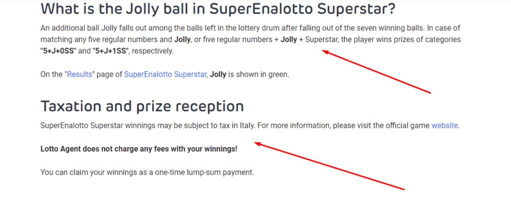 LottoAgent user experience