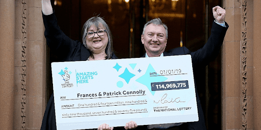 Frances and Patrick Connolly